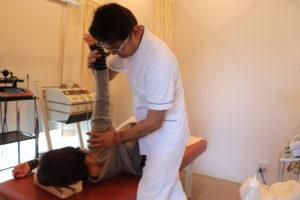 大阪府茨木市 茨木からだ整骨院 肩こり・痛み 治療法