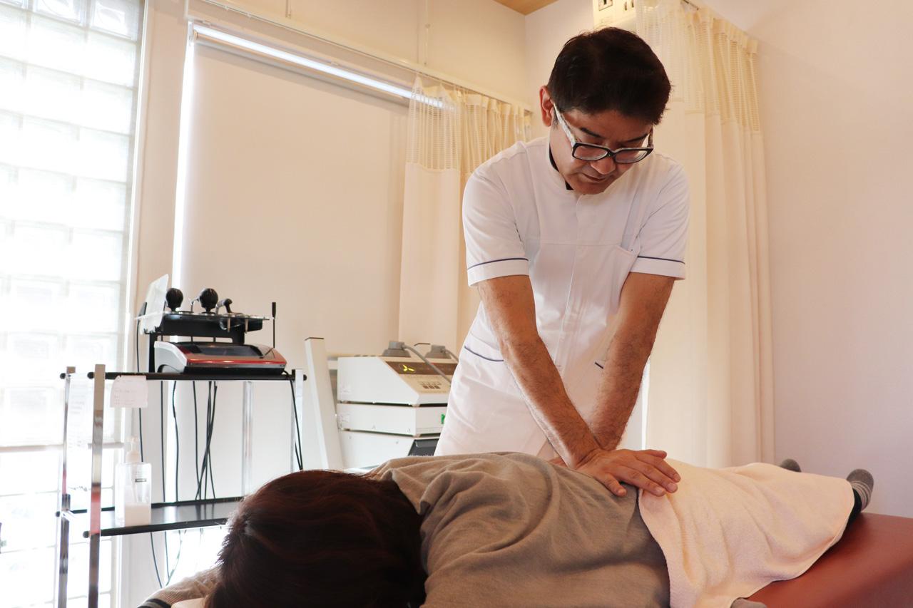 茨木からだ整骨院 腰痛治療