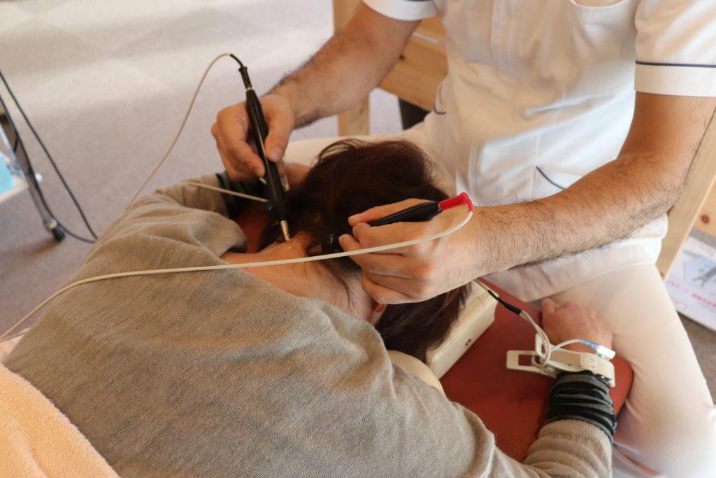 大阪府 茨木市 茨木からだ整骨院 体質改善プログラム 根本治療 電気