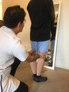 O脚矯正の流れ②検査